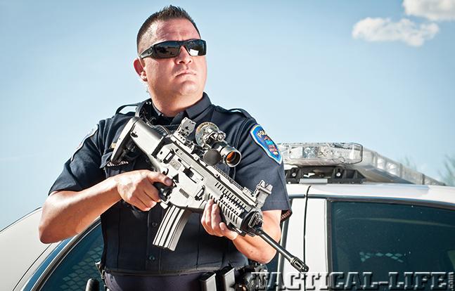 Top 10 Beretta ARX100 Features - Long-Stroke Piston Operating System