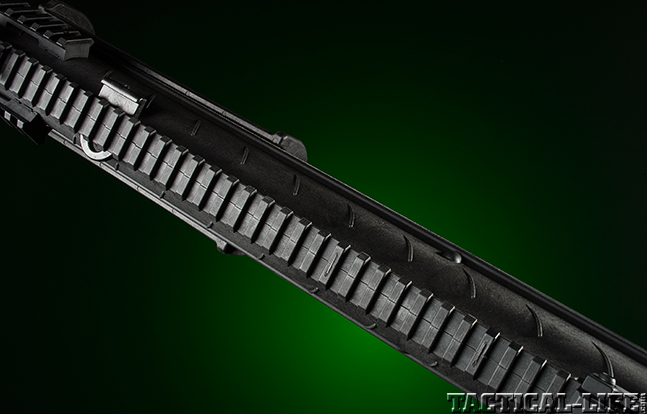 Top 10 BPU-870 Bullpup Conversion Features - Rail