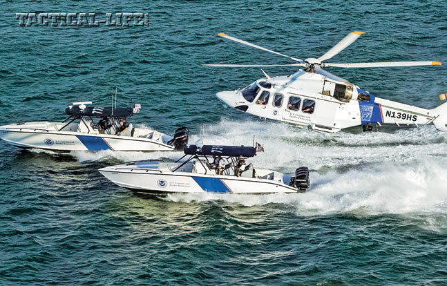 Designed for maritime operations, the Marine Magnum has become standard issue for many federal agencies within the Department of Homeland Security.