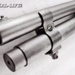 The magazine tube fitted underneath the barrel brings the ammo capacity to six 2¾-inch shells, plus one in the chamber.