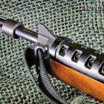 Ruger equipped the 13-inch-barreled AC-556K with a ventilated handguard, a sturdy front sight blade, a flash suppressor and a left-side-mounted sling swivel.