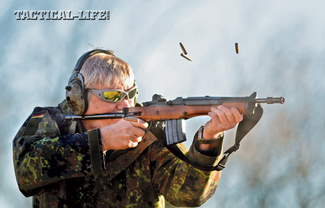It's not every day you can get behind a select-fire classic! And it's a chance in a lifetime if the rifle belonged to U.S. Army combat legend Colonel Rex Applegate!