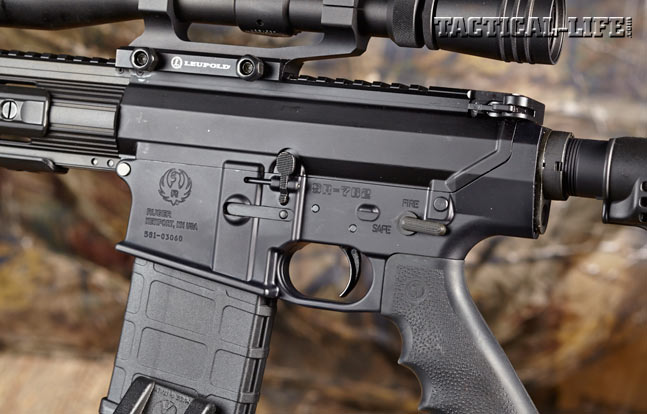Ruger SR-762 .308 Win/7.62mm NATO Rifle: Hog Hunting