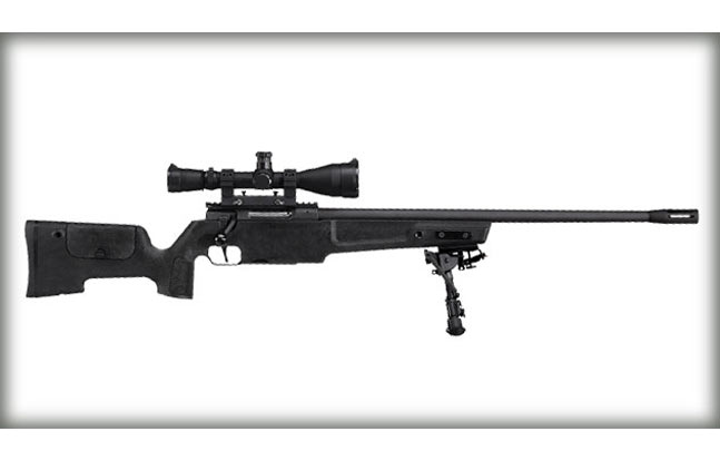 Sig Sauer SSG3000   12 Rifles, Machine Guns, Shotguns, & Pistols Used by ROK Marines