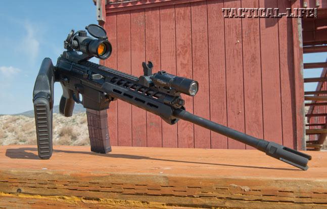 Sig Sauer SIG556xi Rifle folded stock