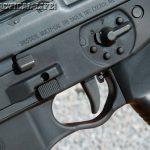 Sig Sauer SIG556xi Rifle trigger and controls