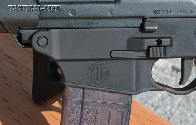 Sig Sauer SIG556xi Rifle logo