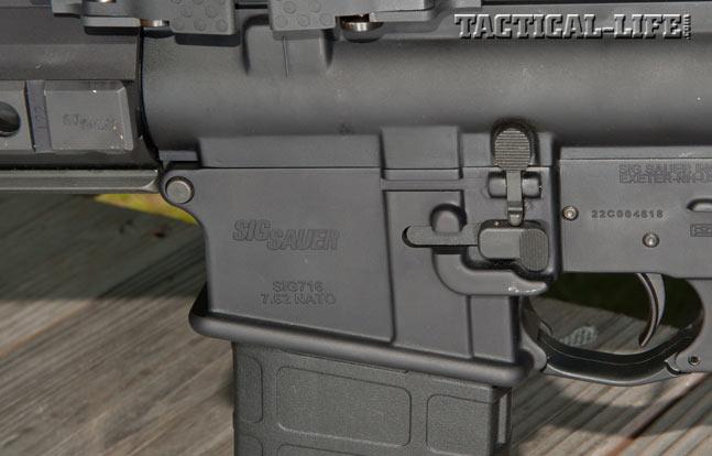 Sig Sauer SIG716 Precision 7.62mm Rifle
