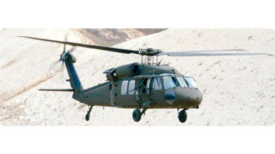 Sikorsky UH-60M Black Hawk Helicopter