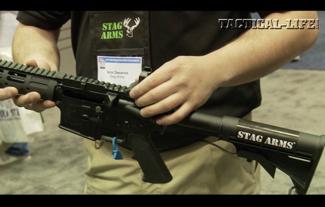 Stag Arms Model 3T 5.56mm Rifle