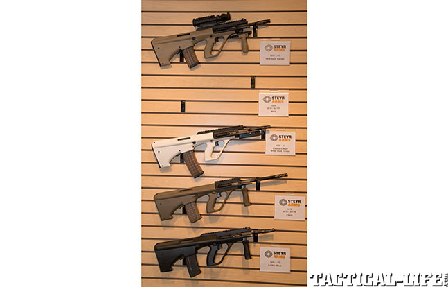 Steyr Arms Event