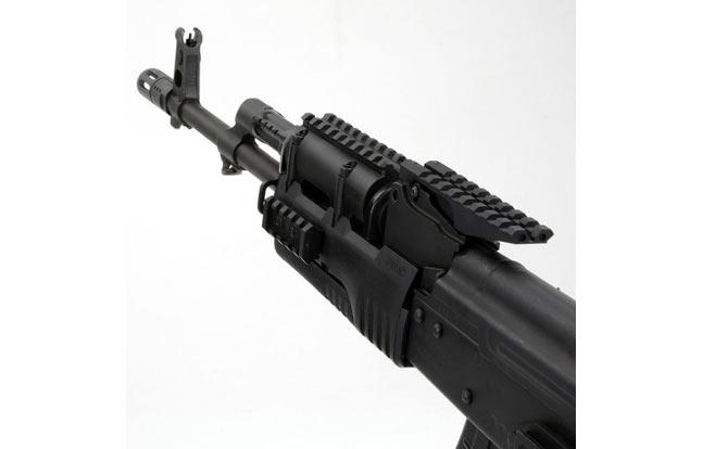 Strike Industries AK Rear Sight Rail | 20 New AK Accessories For 2014