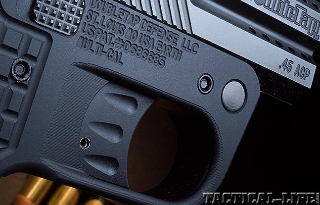 10 DoubleTap .45 ACP Features - Trigger