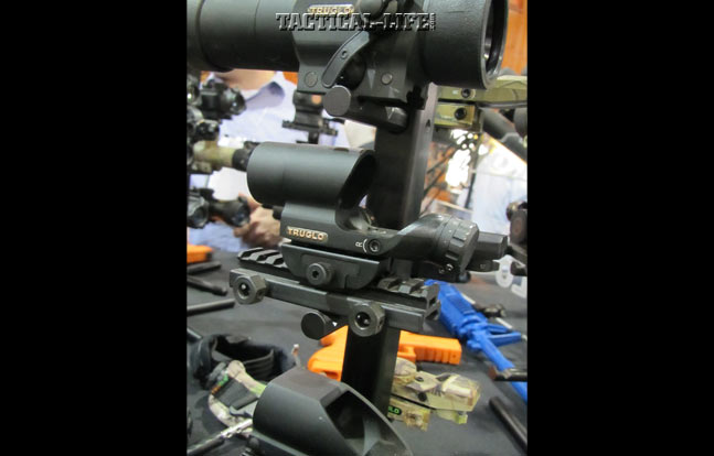 TruGlo 28mm Open Red-Dot | 25 New Reflex Sights For 2014