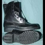 60-70s model leather leg boot | SoldierSystems.net