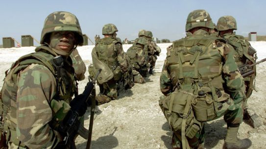 The US is sending 175 more Marines to Romania