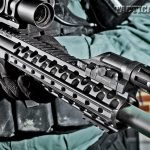 The Wilson Combat TRIM handguard is one of the lowest-profile, user-adaptable forends on the market. LEOs can add rails where needed.
