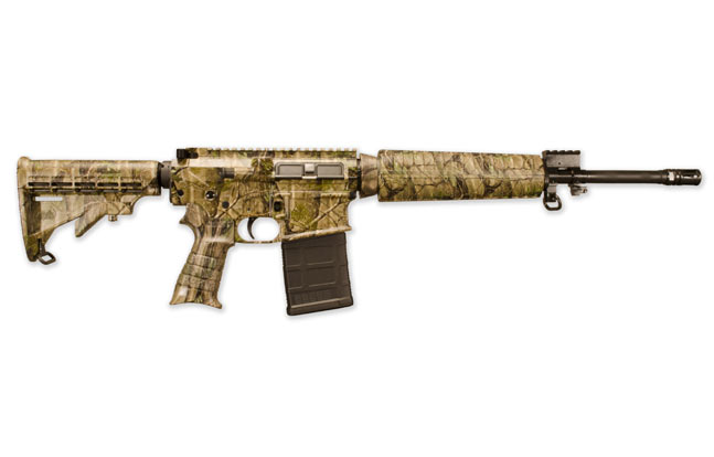 Windham Weaponry has unveiled the new TimberTec Camo .308
