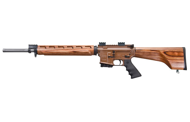 Windham Weaponry is releasing their new VEX Wood Stock rifle series