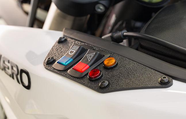 Zero Motorcycles- Zero DSP & SP Police Motorcycles
