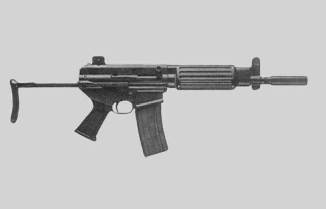 Daewoo K1   12 Rifles, Machine Guns, Shotguns, & Pistols Used by ROK Marines
