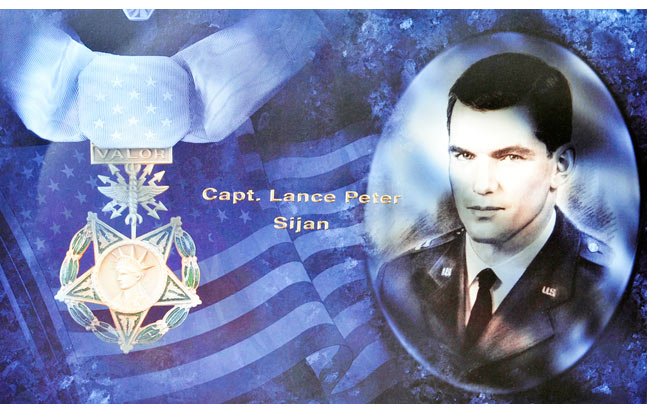 The U.S. Air Force has named the four winners of the annual Lance P. Sijan Award given to those who demonstrate leadership in their jobs and personal lives.