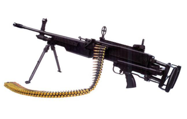 S&T Motiv K12   12 Rifles, Machine Guns, Shotguns, & Pistols Used by ROK Marines
