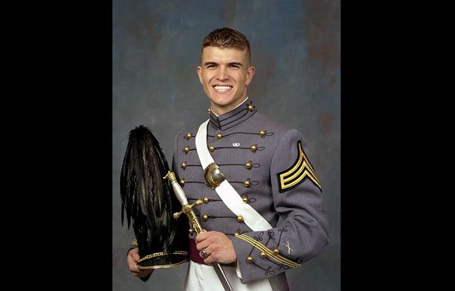 Captain John Ryan Dennison, USMA 2004