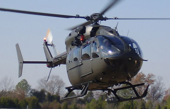 Airbus is hoping to expand their overseas business by replacing Bell's UH-1 Huey helicopters with the UH-72 Lakota for foreign governments.