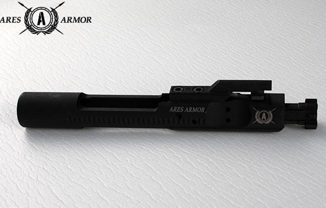 Ares Armor's Phosphate Bolt Carrier Group