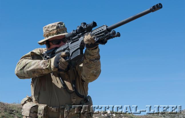 Barrett 98B Tactical .300 Win Mag