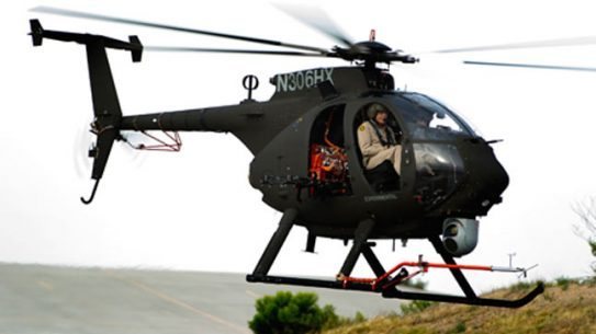 Boeing AH-6i Light Attack/Recon Helicopter
