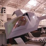 Boeing Bird of Prey at the National Museum of the United States Air Force. (U.S. Air Force photo)
