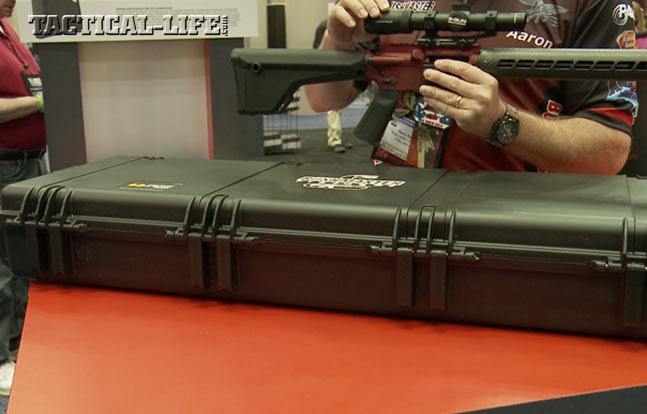Bushmaster XM-15 3-Gun Enhanced Carbine case