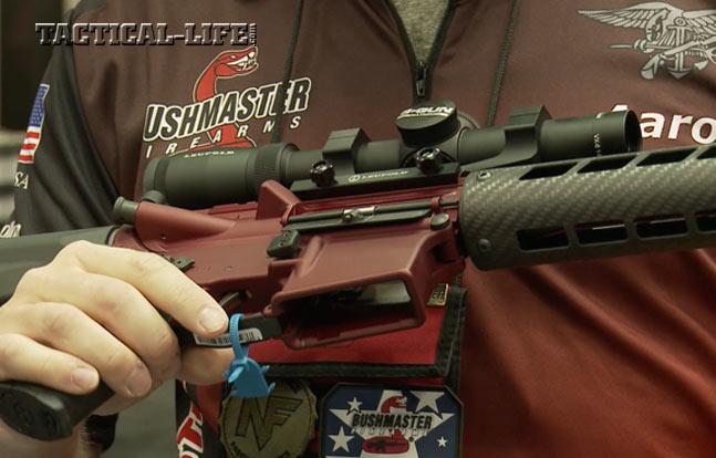 Bushmaster XM-15 3-Gun Enhanced Carbine