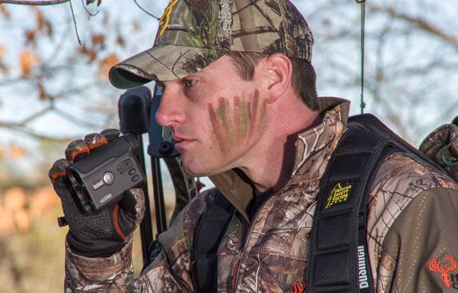 Bushnell's The Truth Laser Rangefinder with ClearShot Technology