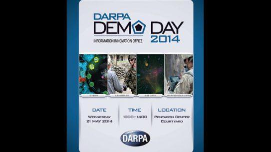 DARPA Demo Day 2014