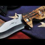 Emerson Patriot Wood Handle