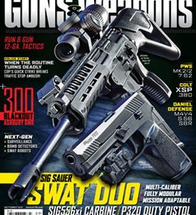 Guns & Weapons for Law Enforcement September 2014