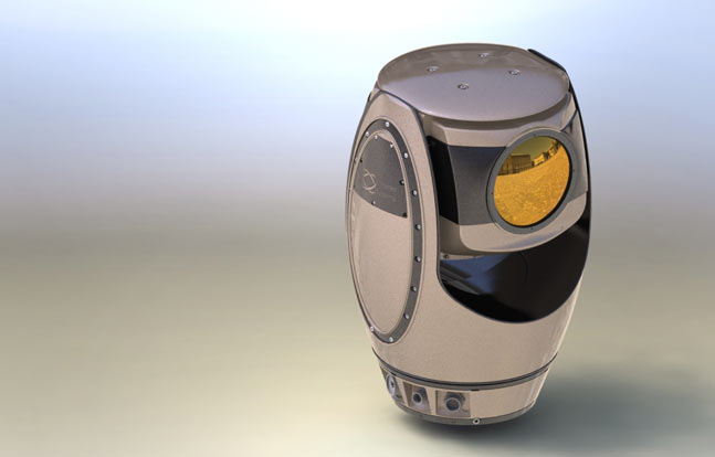 HGH Infrared Systems: SPYNEL-X IRST