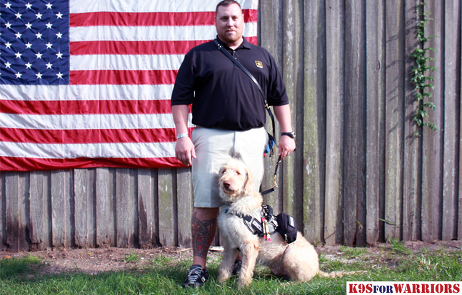 K9s For Warriors | Justin & Cody