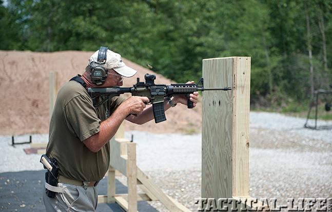Ken Hackathorn training