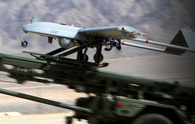 RQ-7B Shadow UAV