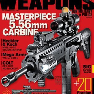 Special Weapons for Military & Police June 2014