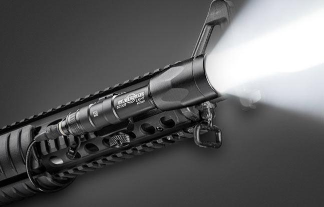SureFire M600P Fury Scout Light