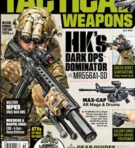 TACTICAL WEAPONS JULY 2014