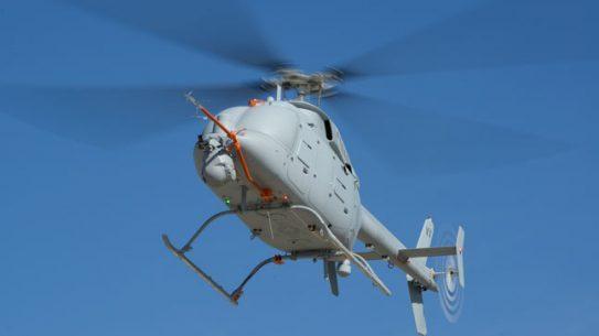 Northrop Grumman MQ-8C Fire Scout UAV