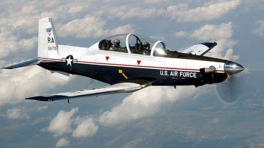 The U.S. is sending 24 Beechcraft T-6C Texan II trainer aircraft to Iraq as part of a $1 billion deal.