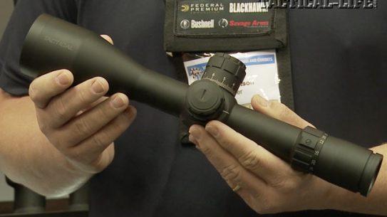 Weaver Optics 6-30x56 Tactical Riflescope