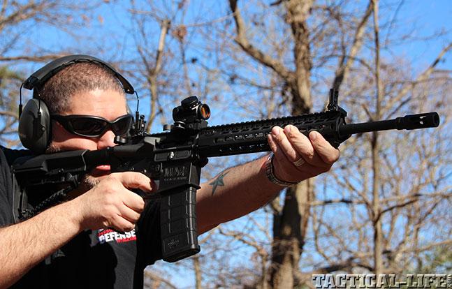 Amselle Lightest AR Rifle